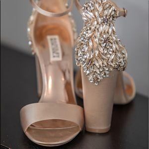 Badgley Mischka Siena heels